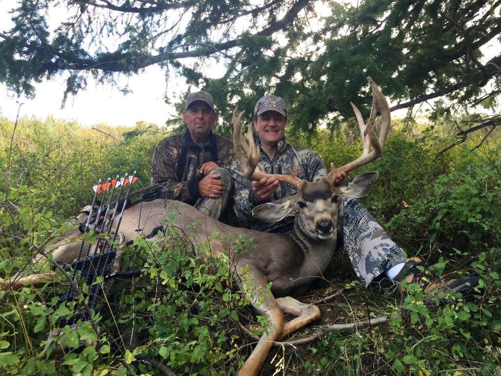 Scott & Sean CO Mule Deer